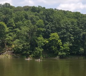 North Park Canoeing