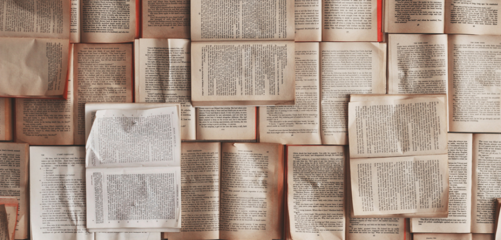 The Books that Influence My Writing Life